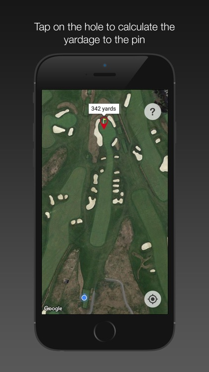 Pocket Caddy Free - GPS Golf Shot Distance by Dustin Duclo