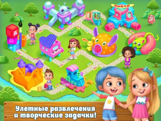 Детский клуб – Игры и веселые задачи для iPad