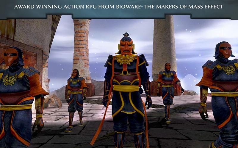 JadeEmpire Screenshot