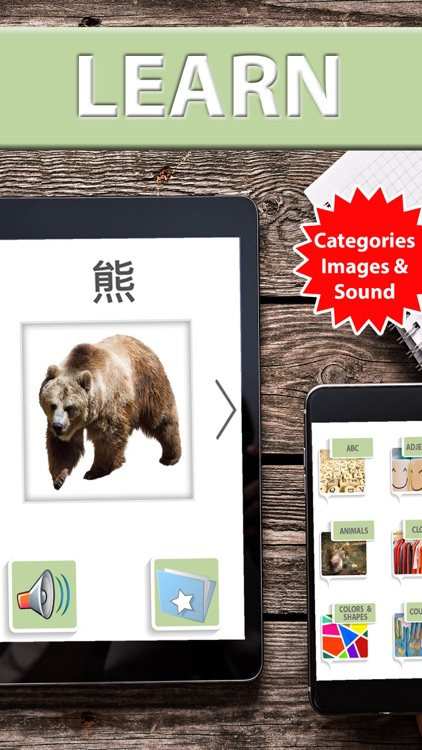 LEARN CHINESE Vocabulary - Practice, review and test yourself with games and vocabulary lists Premium