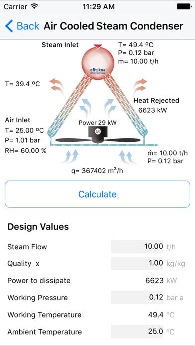 efitekna - thermodynamics app screenshot four