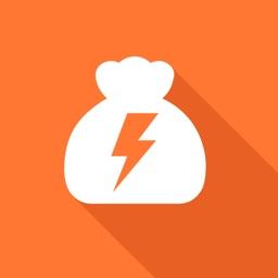 闪电钱包-信用分期信用卡借钱借款p2p平台、极速手机贷款软件app