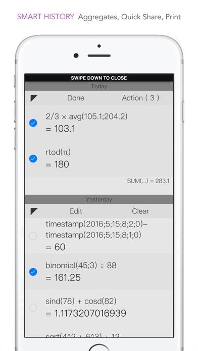 Screenshot #8 for CALC Smart