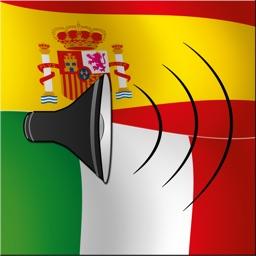 Spanish / Italian Talking Phrasebook Translator Dictionary - Multiphrasebook