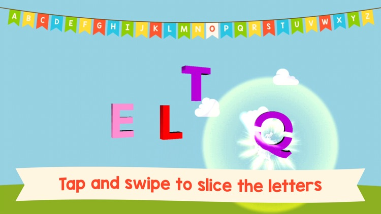 Noobie ABC level 1: fun game to learn alphabet letters with phonic sounds for kids, toddlers and babies screenshot-3