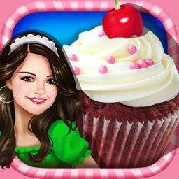 Cupcakes Maker - celebrity cooking!