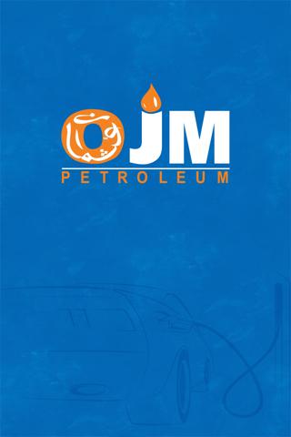 OJM Fuel Price Application - náhled
