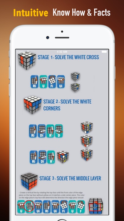 How to Solve a Rubik's Cube:Guide and Tips screenshot-0