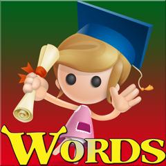 100 mots de base faciles: apprentissage des jeux gratuits de vocabulaire portugais pour les enfants en bas âge, préscolaire et à la maternelle
