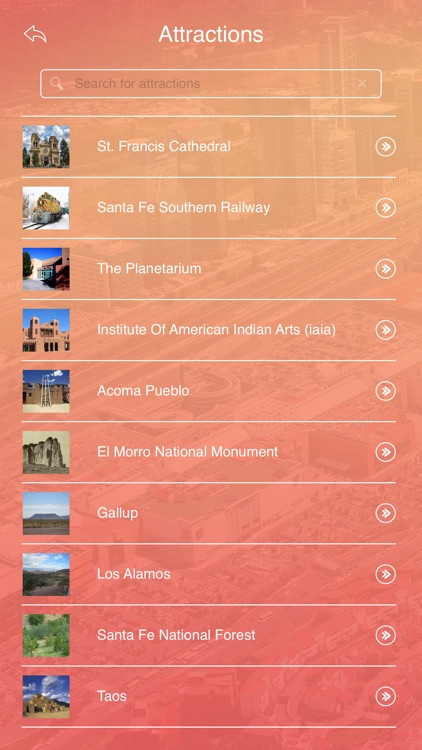 Santa Fe Travel Guide