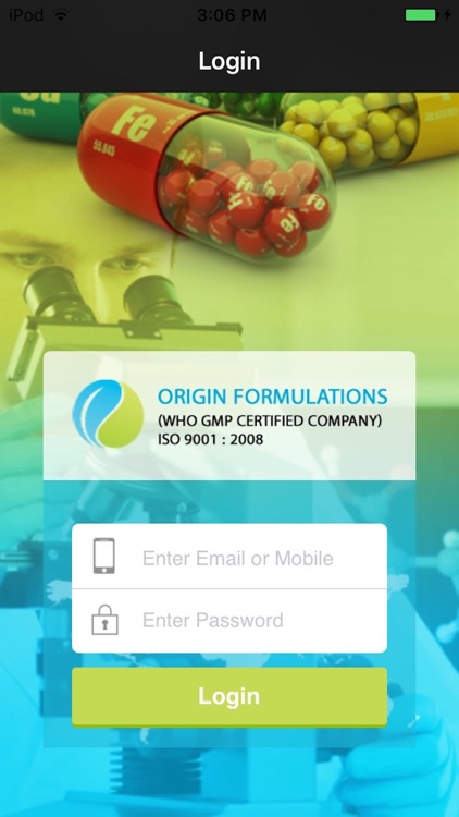 Origin Formulations
