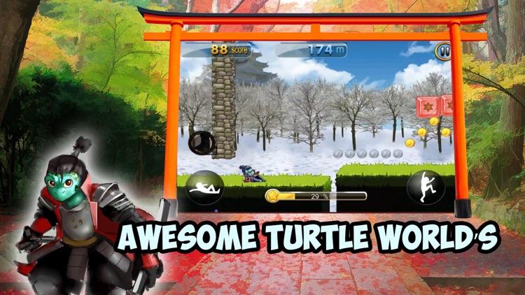 Ninja Turtle Samurai Incredible Warrior screenshot-0