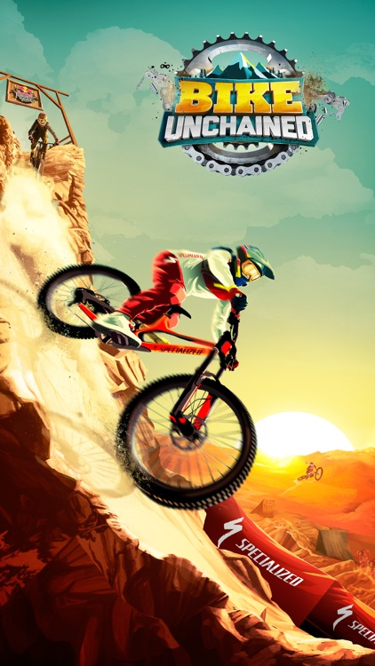 Bike Unchained screenshot-0