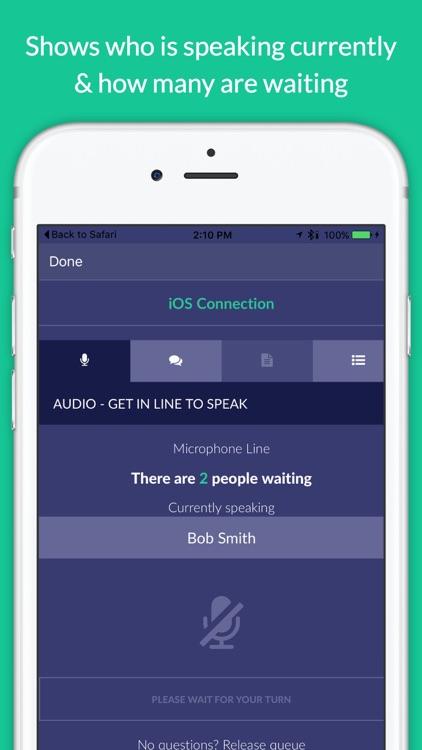 Tap To Speak screenshot-3