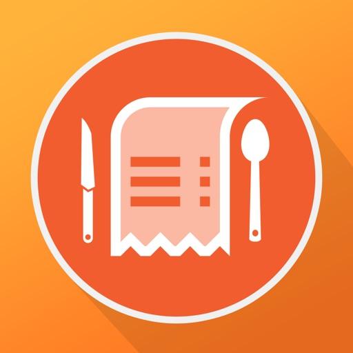 RecipeGen New Recipes By Ingredients app logo