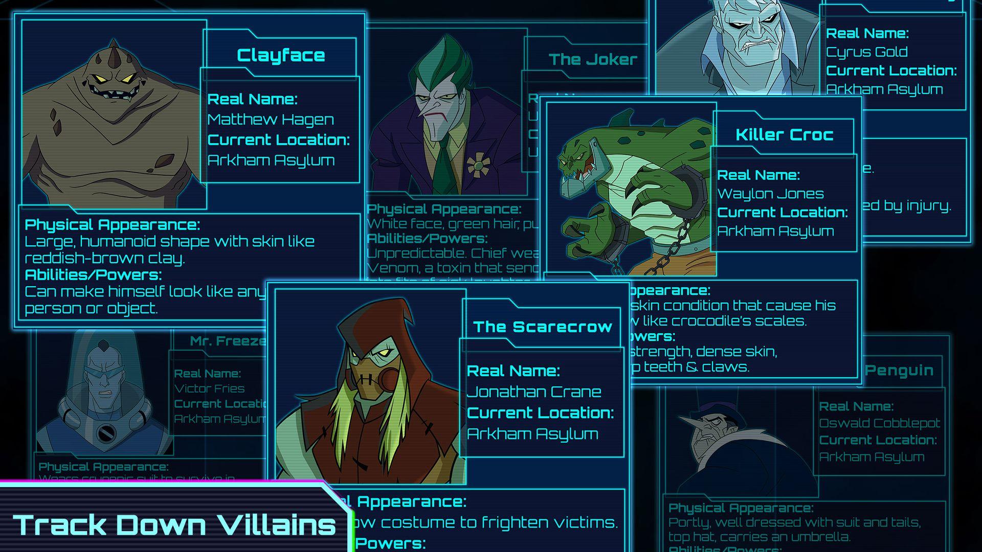 Batman : Gotham's Most Wanted screenshot 13