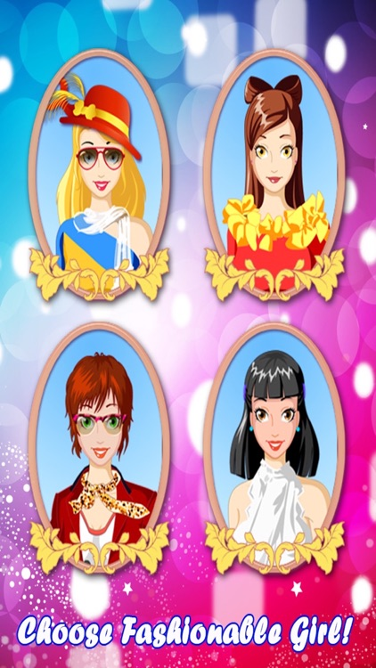 My Girlfriend Dressup - Free Educational Dressup Games For Girls Loving Fashion In Anime Style