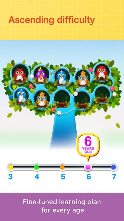 #1 Math Games App for Kids in Preschool & Kindergarten HD screenshot-4