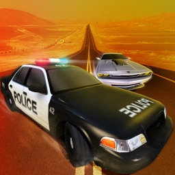 Racing Game : Police Racer