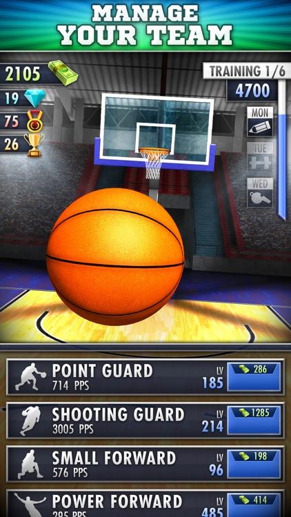 Basketball Clicker screenshot-0
