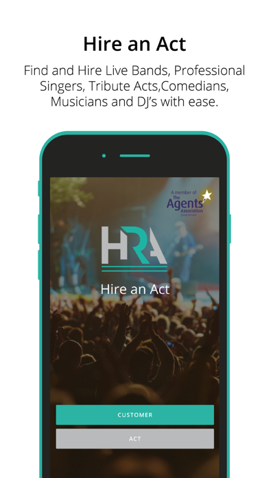 Hire An Act