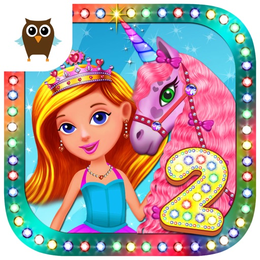 Princess Girls Club 2 - No Ads icon