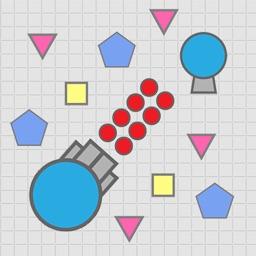 Army.io Geometry Tank Battles