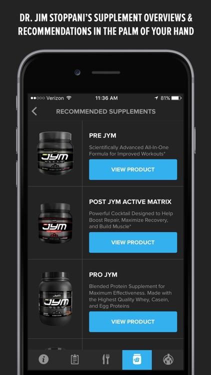 Shortcut to Size Jim Stoppani screenshot-3