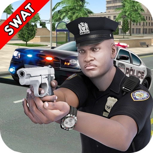 Crime City Real Police Mission