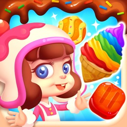 Icecream Sundae Jam - FREE Match 3 Puzzle & Arcade Game