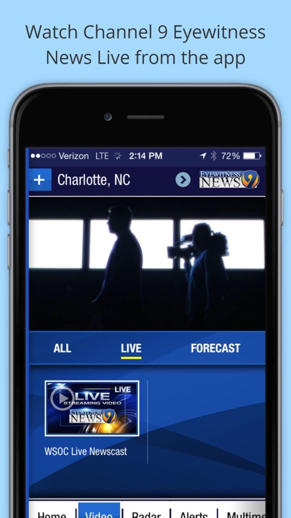 WSOC-TV Channel 9 Weather App screenshot-3