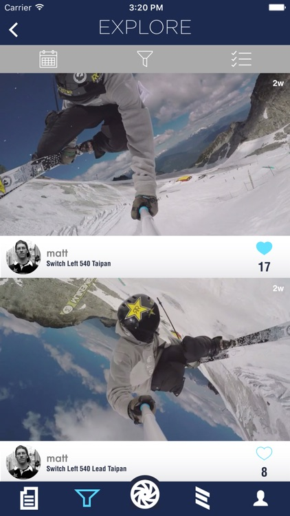 Slapp - A Mobile Ski Community