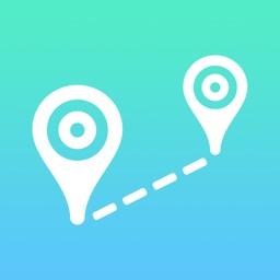 Air-Line Lite - Distance measurement
