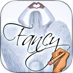 Fancy Fonts & Doodles for Picture.s – Free Text on Photo Edit.ing App for Artsy Images
