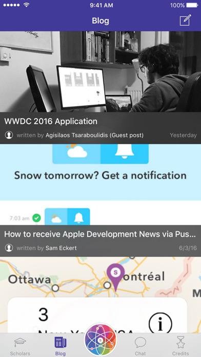 download Scholars of WWDC apps 3