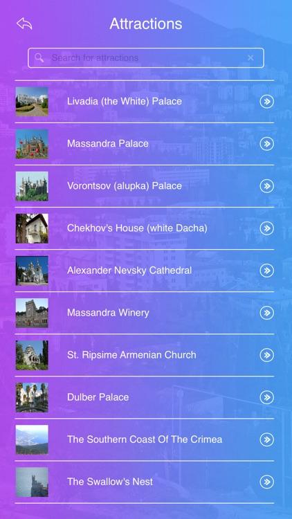 Yalta Travel Guide