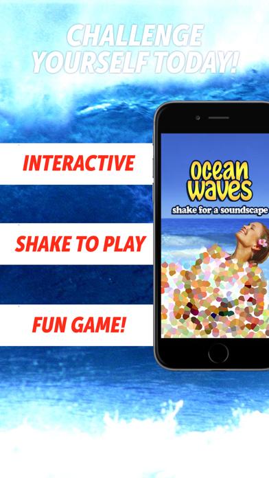 Ocean Wave Machine Sound Ambience screenshot one