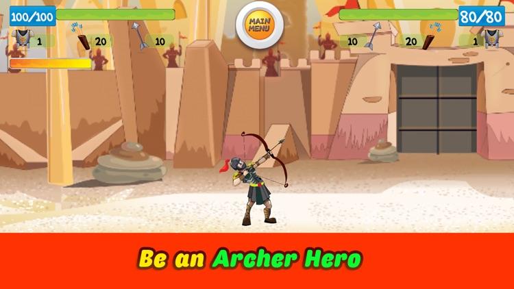 Archer Hero - Battle for Pride!