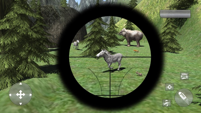 Ultimate Animal Hunting Sim 3D- Best shooting game of 2016