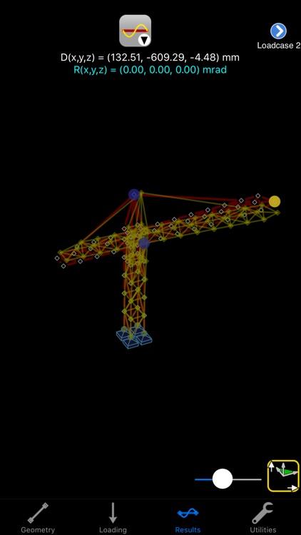 CASA Space Truss 3D screenshot-3