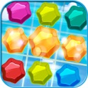 Jewels Sweet Worl- Puzzle Game Jem icon