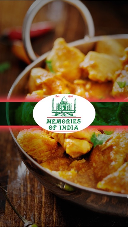 Memories Of India Indian Takeaway by Eurofoods Group