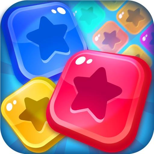 方块爱消除-消灭星星天天游戏大全,消除游戏,女生最爱3D创意手机游戏 iOS App