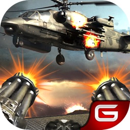Gunship Air Helicopter Battle : Gunner Strike