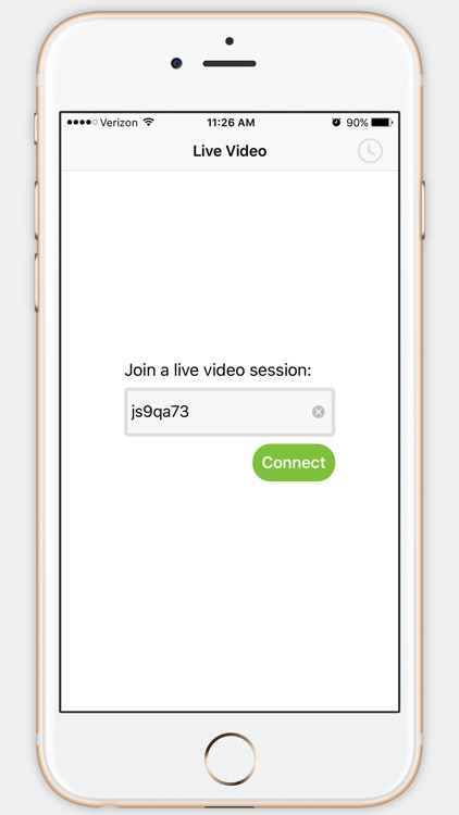 Mirror: Livestream Video