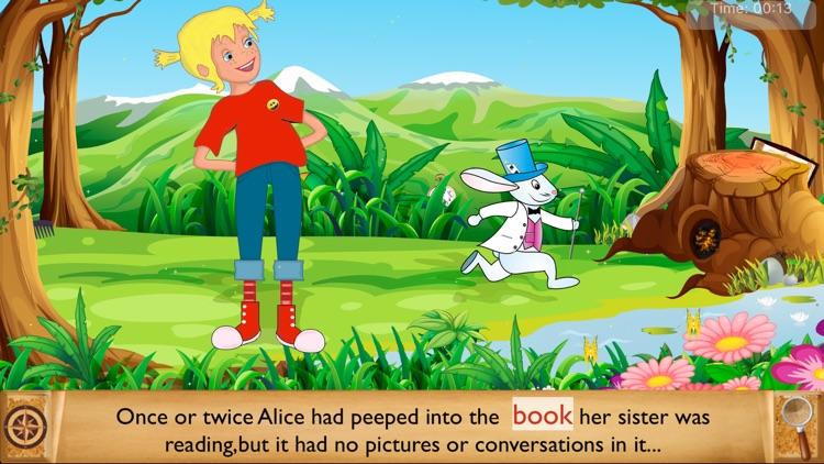 Alice in Wonderland - Hidden Objects for kids