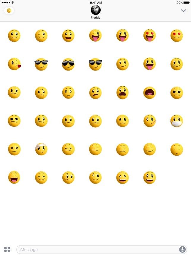 ‎Smileys Screenshot