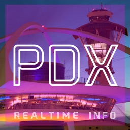 PDX AIRPORT - Realtime, Map, More - PORTLAND INTERNATIONAL AIRPORT