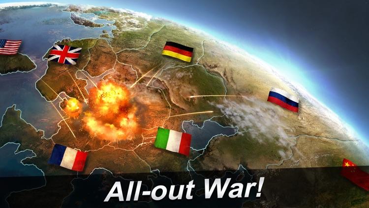 World Warfare-3D MMO Wargame screenshot-4