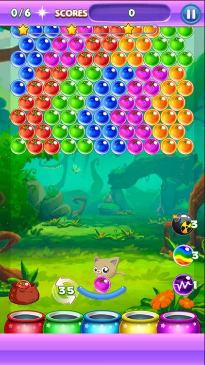 Pet Bubble Shooter